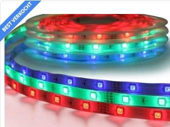 LedstripKoning: Kwaliteit led strips & Aquariumverlichting Online kopen